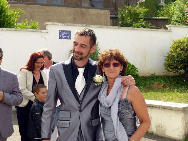 Le mariage de Christophe et Stéfanie à Saulnes, Meurthe-et-Moselle 4