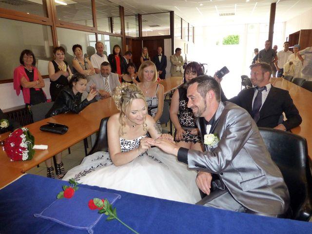 Le mariage de Christophe et Stéfanie à Saulnes, Meurthe-et-Moselle 6