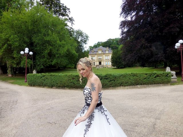 Le mariage de Christophe et Stéfanie à Saulnes, Meurthe-et-Moselle 8
