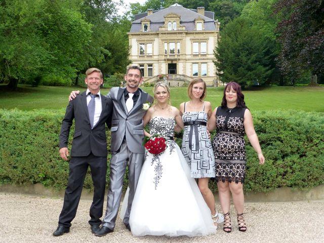 Le mariage de Christophe et Stéfanie à Saulnes, Meurthe-et-Moselle 9