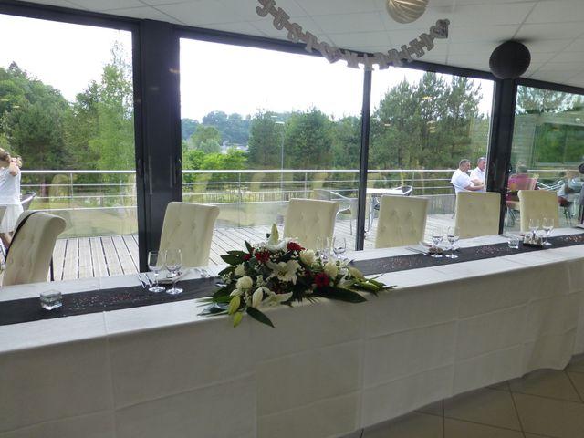 Le mariage de Christophe et Stéfanie à Saulnes, Meurthe-et-Moselle 14