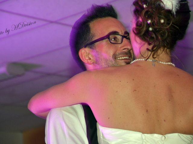 Le mariage de Floriane et Julien à Mimizan, Landes 1