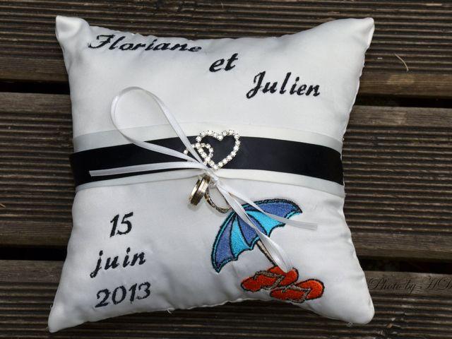 Le mariage de Floriane et Julien à Mimizan, Landes 6
