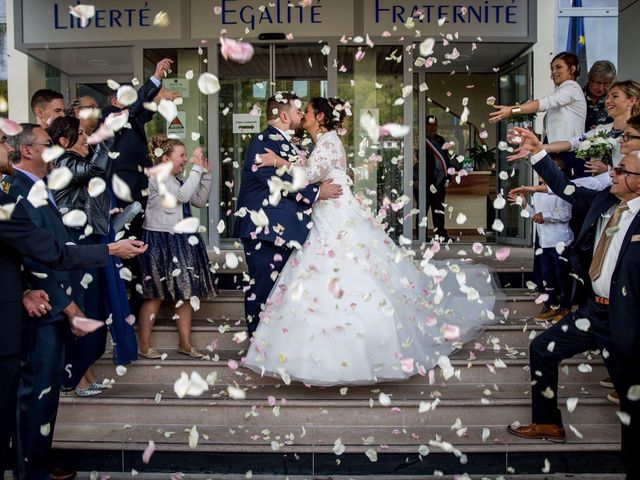 Le mariage de Thibaut  et Suzanne  à Déville-lès-Rouen, Seine-Maritime 6
