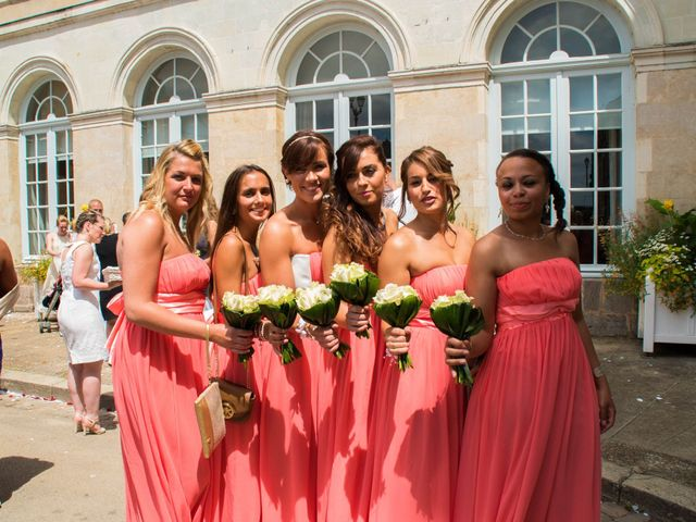 Le mariage de Nicolas et Elise à Le Mans, Sarthe 17