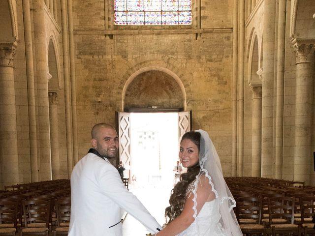 Le mariage de Nicolas et Elise à Le Mans, Sarthe 36