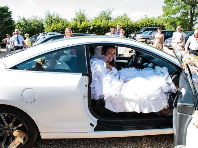 Le mariage de Nicolas et Elise à Le Mans, Sarthe 41