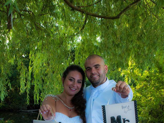 Le mariage de Nicolas et Elise à Le Mans, Sarthe 67