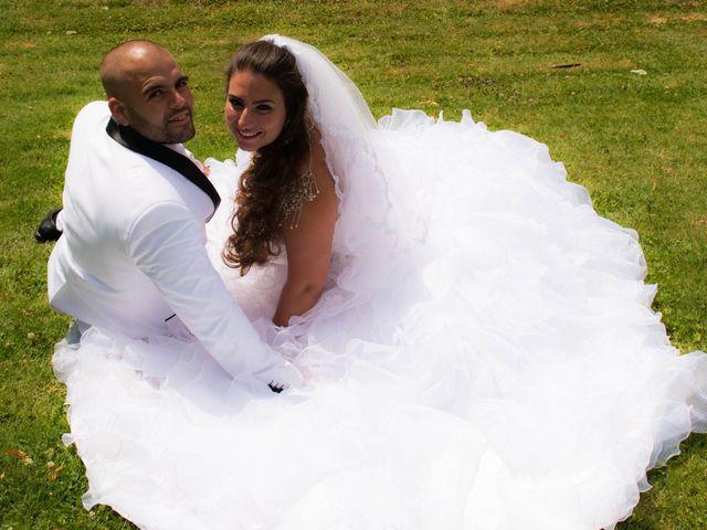 Le mariage de Nicolas et Elise à Le Mans, Sarthe 75
