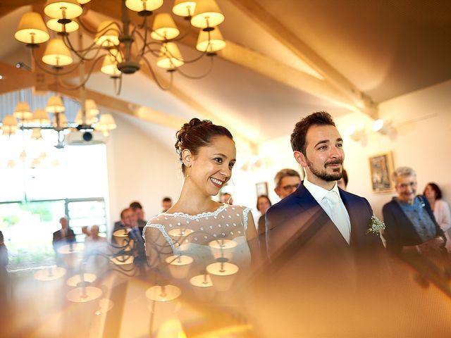 Le mariage de Fabien et Lison à Vichy, Allier 12