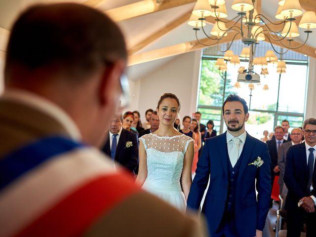 Le mariage de Fabien et Lison à Vichy, Allier 13