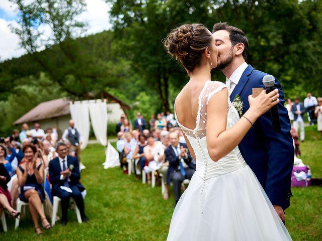 Le mariage de Fabien et Lison à Vichy, Allier 22
