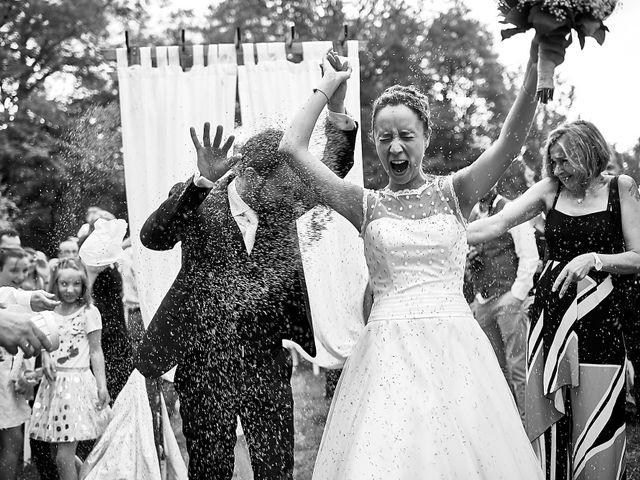 Le mariage de Lison et Fabien