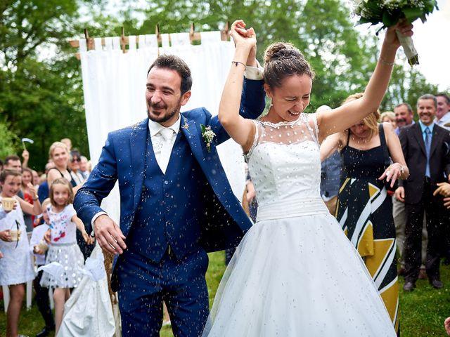 Le mariage de Fabien et Lison à Vichy, Allier 23