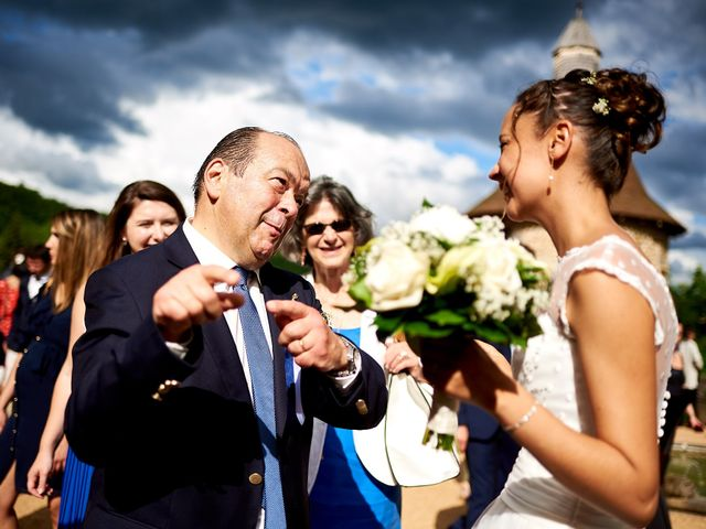 Le mariage de Fabien et Lison à Vichy, Allier 24