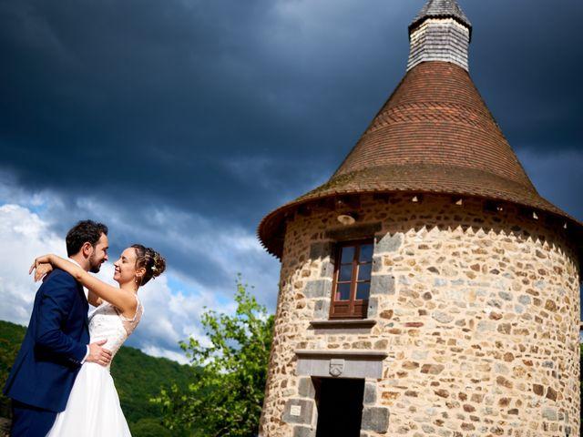 Le mariage de Fabien et Lison à Vichy, Allier 25