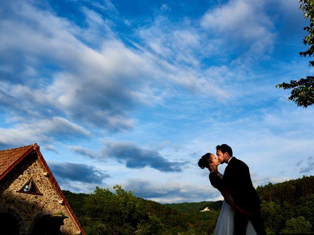 Le mariage de Fabien et Lison à Vichy, Allier 38