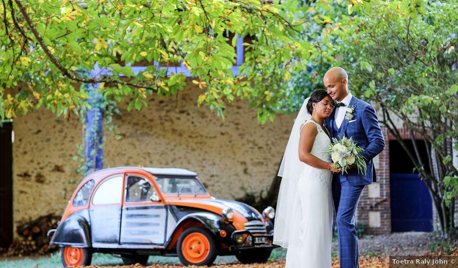 Le mariage de Marc et Anja à Paris, Paris