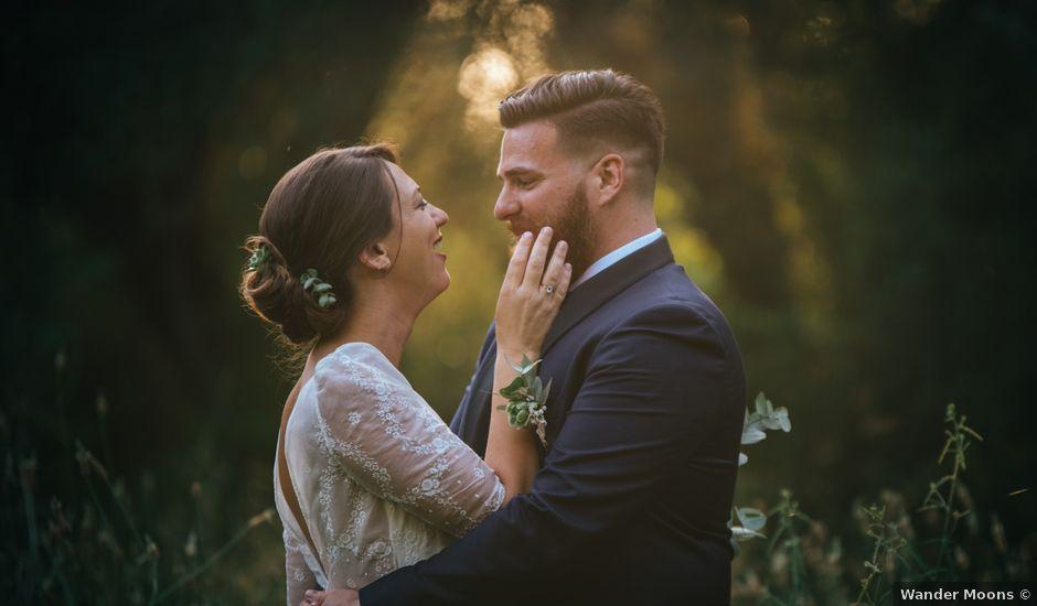Le mariage de François et Mélanie à Mougins, Alpes-Maritimes