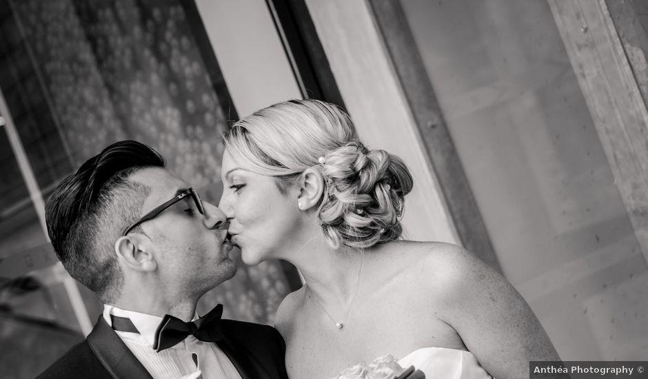 Le mariage de Jordan et Charlène à Doizieux, Loire