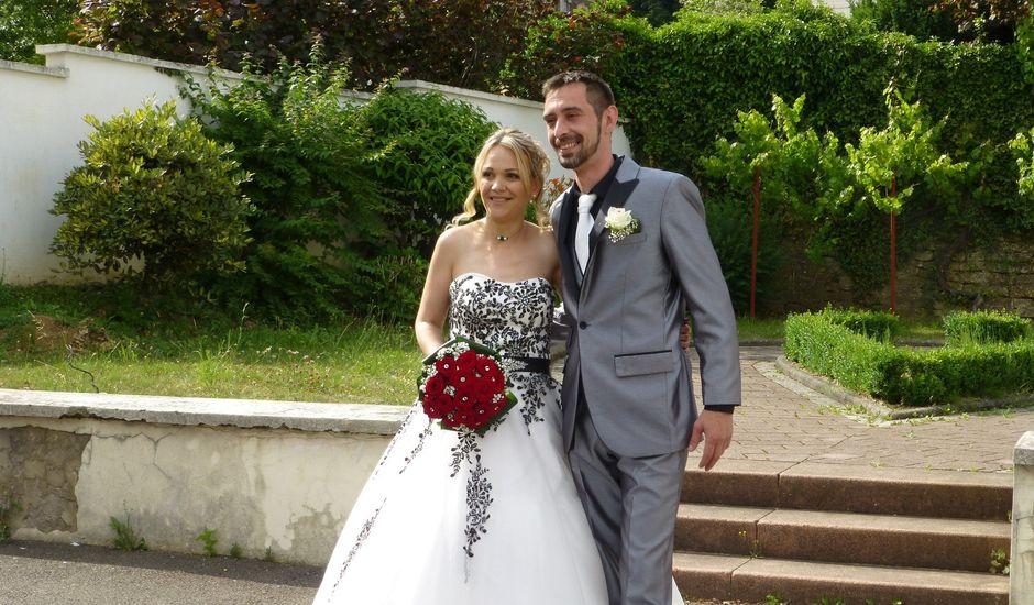 Le mariage de Christophe et Stéfanie à Saulnes, Meurthe-et-Moselle