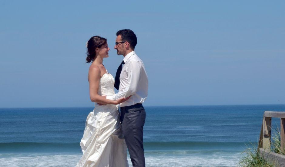 Le mariage de Floriane et Julien à Mimizan, Landes