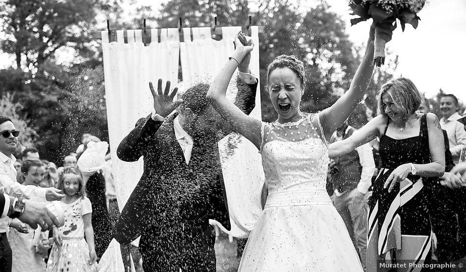Le mariage de Fabien et Lison à Vichy, Allier