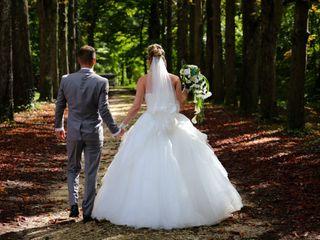 Le mariage de Caroline et Anthony 1