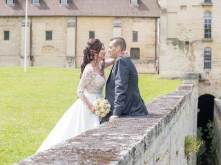 Le mariage de Estelle et Frédéric 1