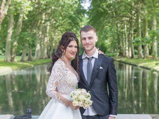 Le mariage de Estelle et Frédéric