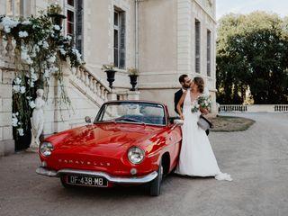 Le mariage de Elise et Alexis