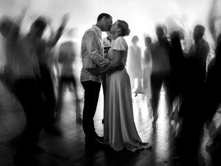 Le mariage de Aline et Thibaut