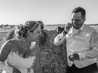 Le mariage de Coralie et Mickaël
