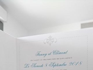 Le mariage de Fanny et Clément  2
