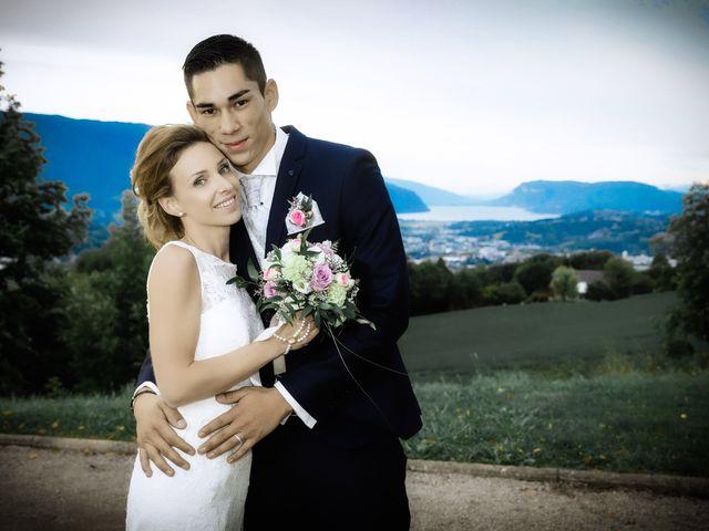 Le mariage de Carine et Luc