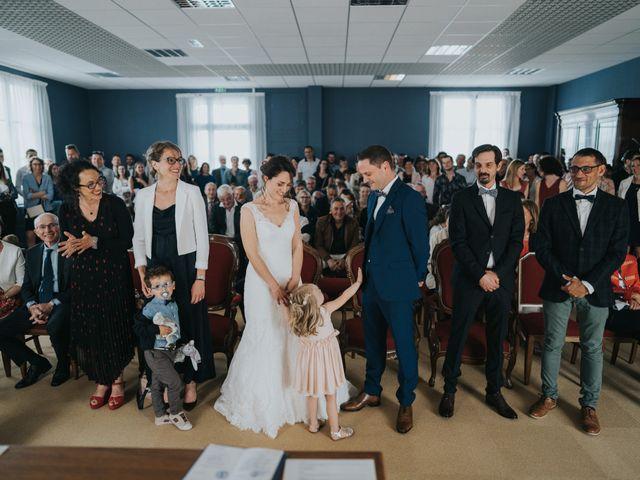 Le mariage de Jonathan et Aurélie à Limoges, Haute-Vienne 23