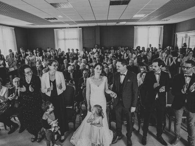 Le mariage de Jonathan et Aurélie à Limoges, Haute-Vienne 24