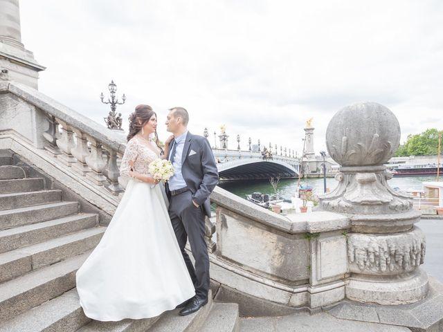 Le mariage de Frédéric et Estelle à Paris, Paris 5