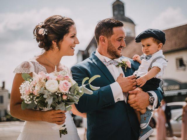 Le mariage de Maxime et Lucie à Gan, Pyrénées-Atlantiques 14