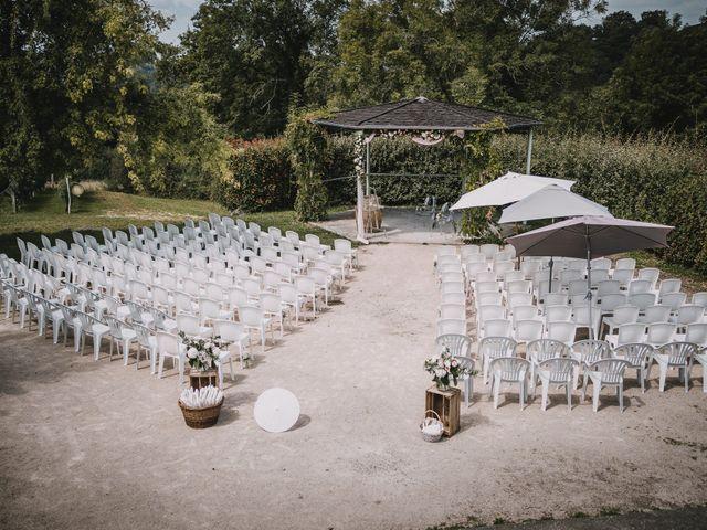 Le mariage de Maxime et Lucie à Gan, Pyrénées-Atlantiques 17