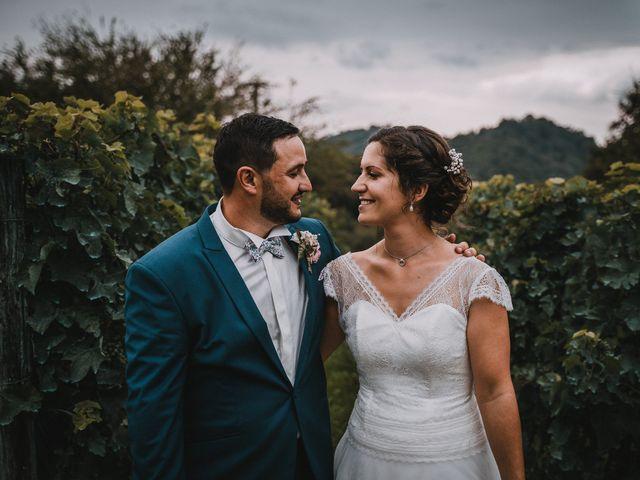 Le mariage de Lucie et Maxime