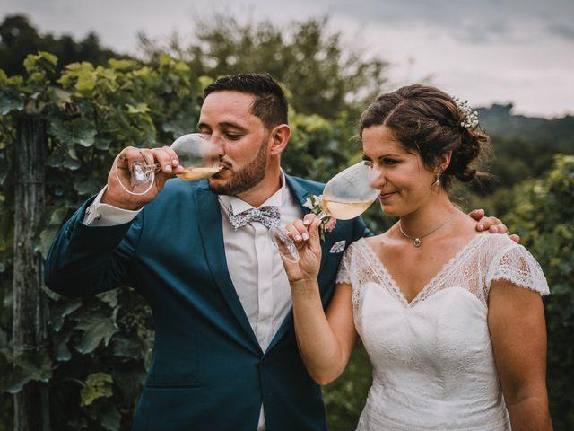 Le mariage de Maxime et Lucie à Gan, Pyrénées-Atlantiques 21