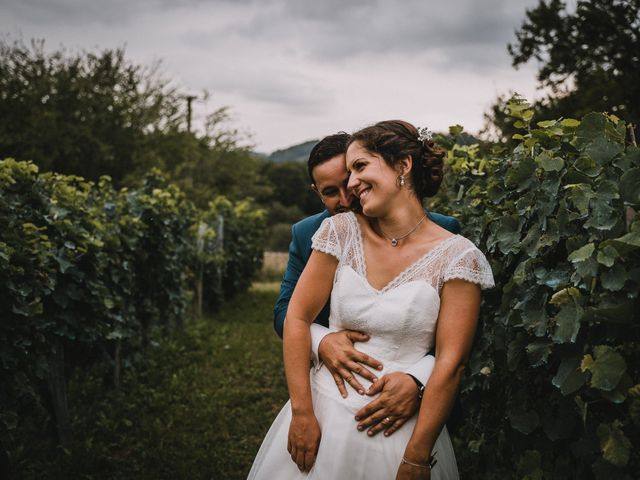 Le mariage de Maxime et Lucie à Gan, Pyrénées-Atlantiques 22