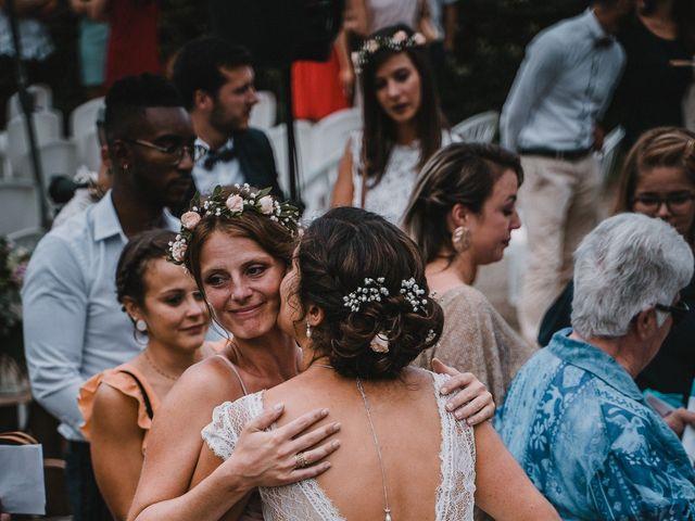 Le mariage de Maxime et Lucie à Gan, Pyrénées-Atlantiques 23