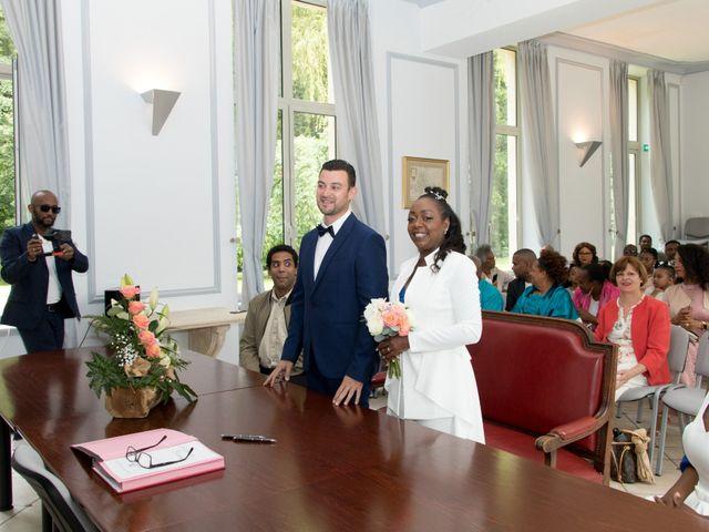 Le mariage de Daniel et Sandra à Ons-en-Bray, Oise 17