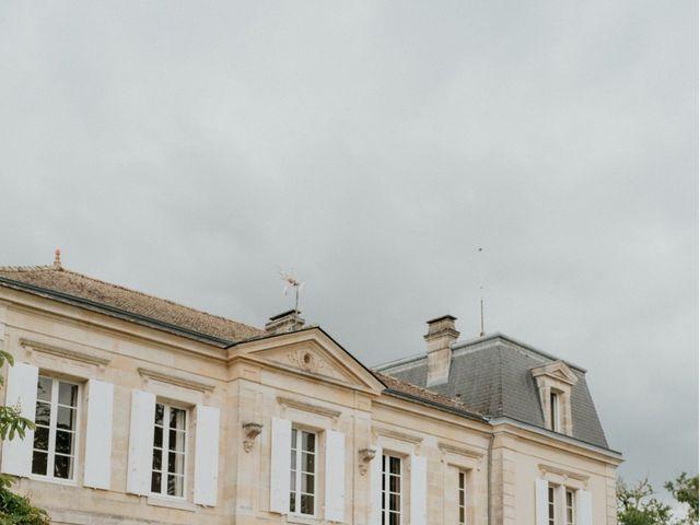 Le mariage de Richard et Nicki à Bordeaux, Gironde 10