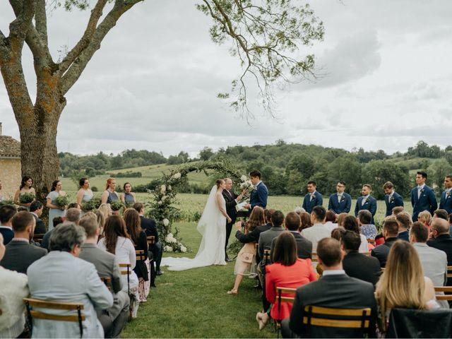 Le mariage de Richard et Nicki à Bordeaux, Gironde 15