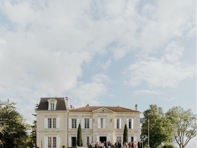 Le mariage de Richard et Nicki à Bordeaux, Gironde 24