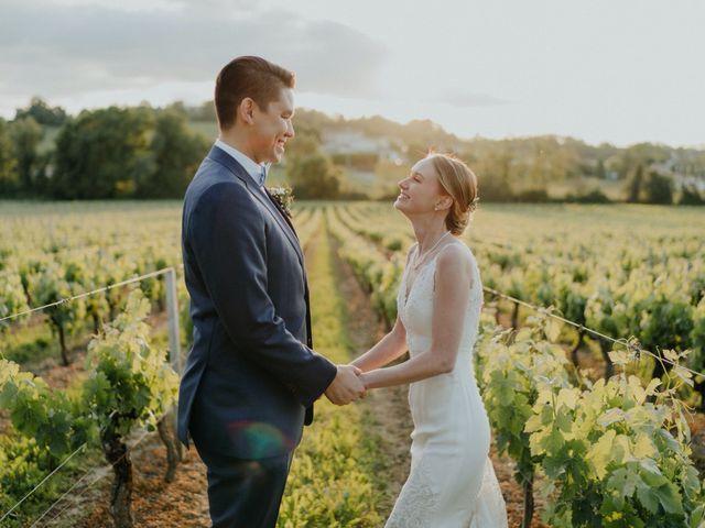 Le mariage de Richard et Nicki à Bordeaux, Gironde 26