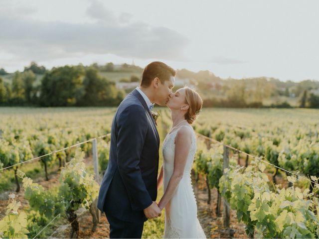 Le mariage de Richard et Nicki à Bordeaux, Gironde 28